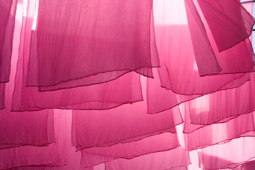 The History of Fabric Dye