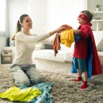 How To Get Your Kids To Help With The Laundry