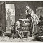 A History of Laundry – Laundry in the 1800s
