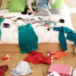 Research Reveals Teens Are Messier Than Toddlers