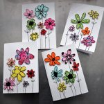 DIY Mother's Day Cards to Make with the Children